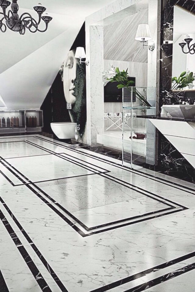 77 best marble floors images on pinterest flooring for Floor marble design