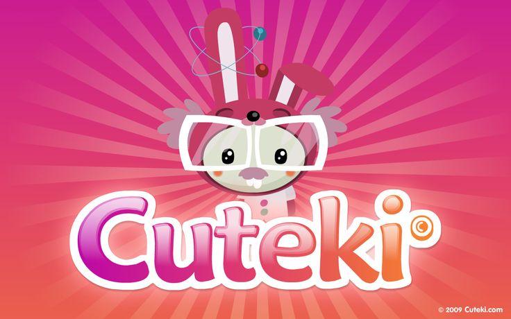 Cuteki Profesor Conejo