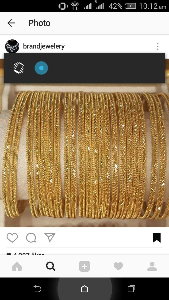 karat bangles gold jewelry today free overstock bangle product bracelets com shipping watches polished