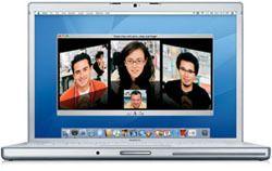 "Apple MacBook Pro A1226 15"""" Laptop - 2.2GHz C2D, 4GB Ram, 200GB HD"