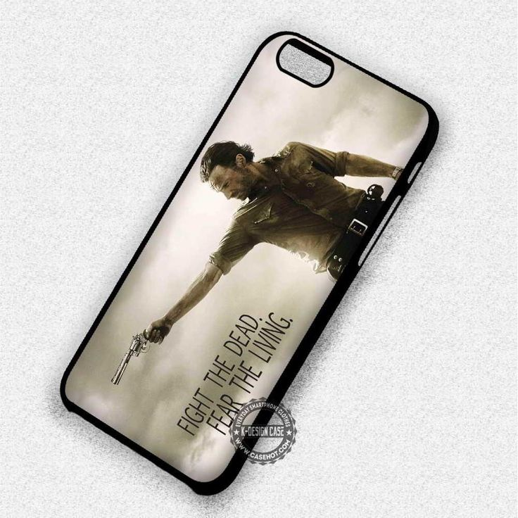 The Walking Dead Quote - iPhone 7 6 5 5c 5s SE Cases & Covers