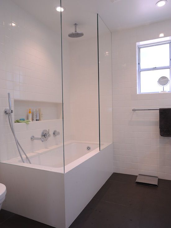 25 best ideas about shower bath combo on pinterest shower over bath tile ideas