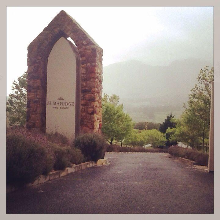 Sumaridge Upper Hemel-en-Aarde Valley #Hermanus #HermanusWineRoute