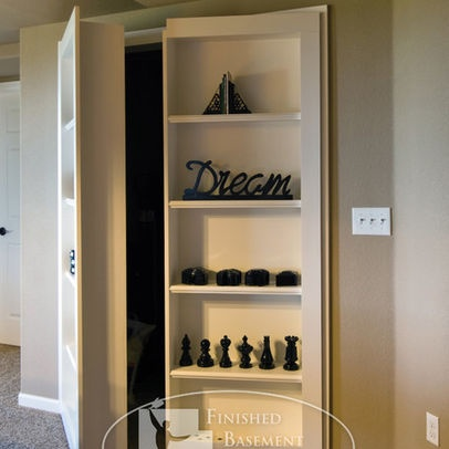 Hidden Closet Door Design   So Many Possibilities!