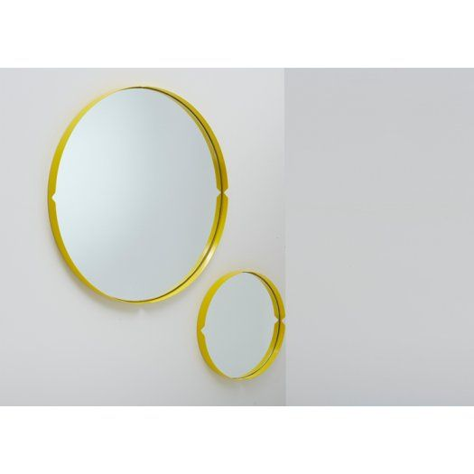 Press Mirror By Tim Webber Design   Via Cult Furniture