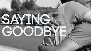"""""""Saying Goodbye"""" another post on Yours Truly Check it out at: takingontheworldoneblogatatime.blogspot.com"""