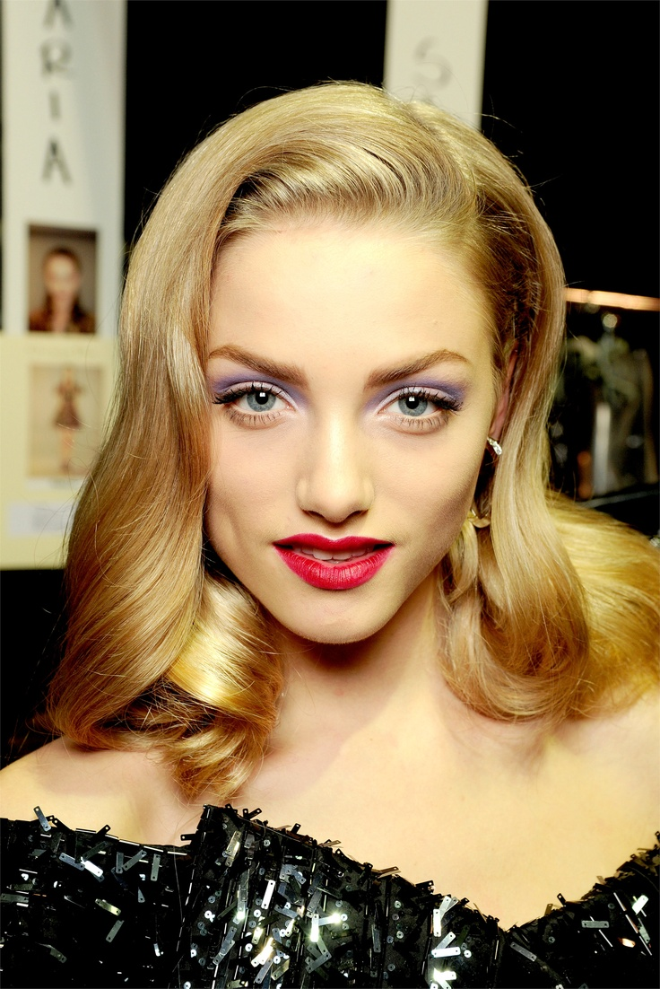 Emma Maclaren   1940s hairstyles, 1940s hairstyles for ...