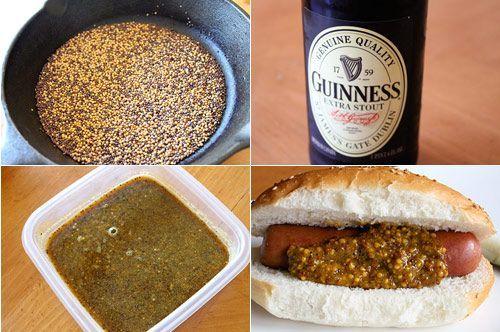 Irish Caviar / Guiness Beer Mustard