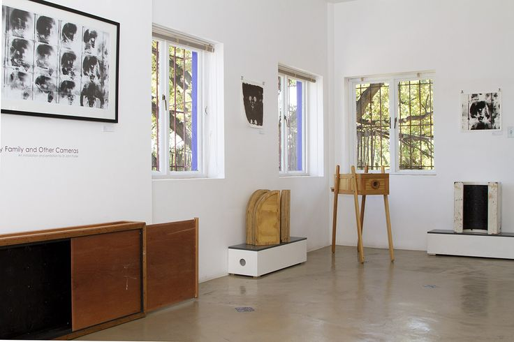 """""""My Family and Other Cameras"""" - St.John Fuller http://davidkrutprojects.com/exhibitions/33583"""