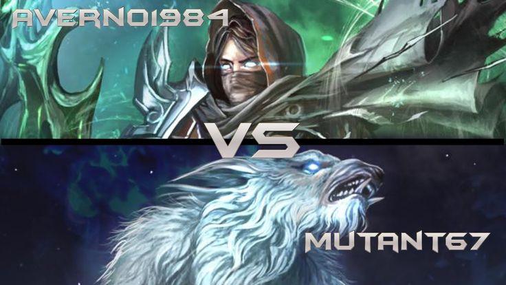 Shadow Era: Community Classics #29 Averno1984 VS Mutant67