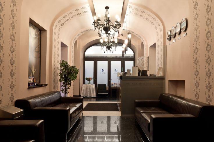 Hotel para personas con movilidad reducida Budapest