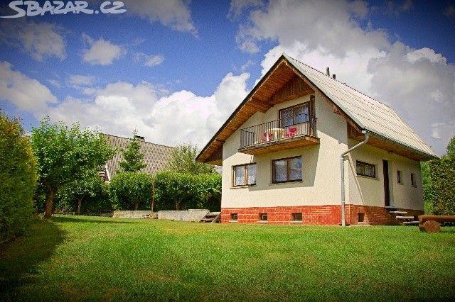 Pronájem chaty u Hracholuské přehrady. - obrázek číslo 1