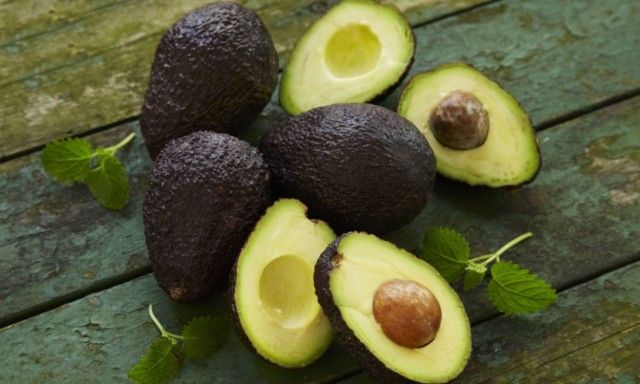 Hurtigmodning av avocado