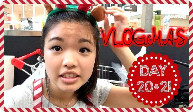VLOGMAS Day 20+21, 2015 - HOW I EDIT MY YOUTUBE THUMBNAILS | Ginaslifee