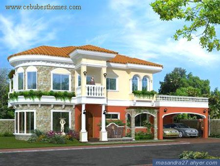 philipine home design | ... of House + Lot For Sale in Tulay, Minglanilla Town, in the Philippines