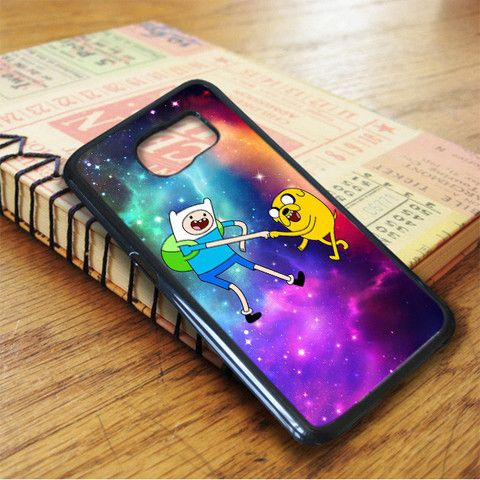 Adventure Time Nebula Samsung Galaxy S7 Case