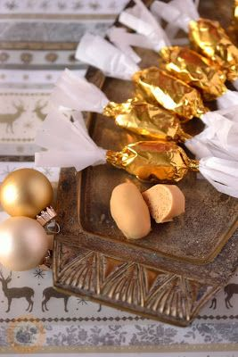 "Hungarian ""szaloncukor"" (Xmas chocolate candy)"
