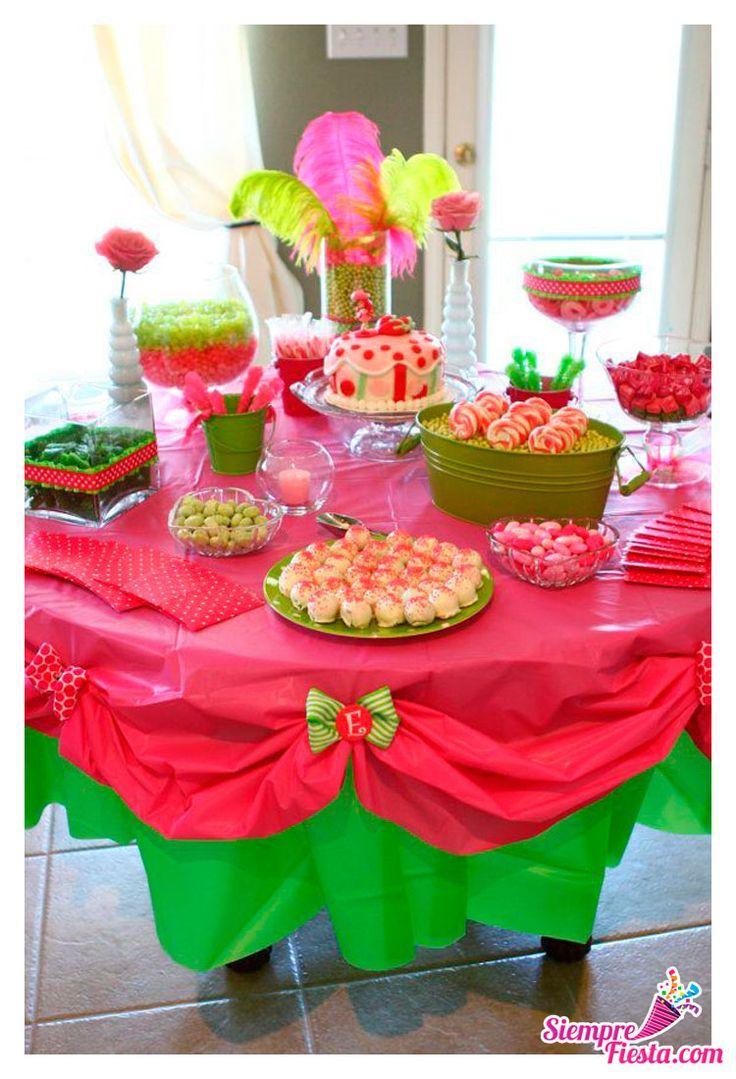 Divertidas ideas para tu pr xima fiesta de tinkerbell - Todo para tu fiesta infantil ...