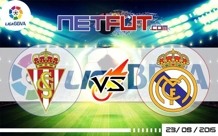 cool En vivo Sporting Gijón Vs Real Madrid 23 de Agosto del 2015 [Liga BBVA]