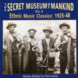 Secret Museum of Mankind: Ethnic Music Classics, Vol. 5 - CD 1998