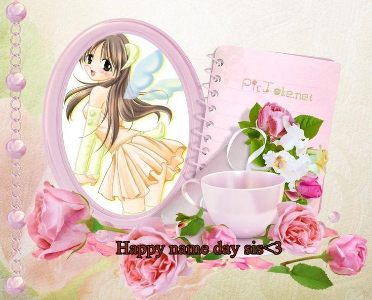 happy name day    Maria(050801090907) Happy name day sis