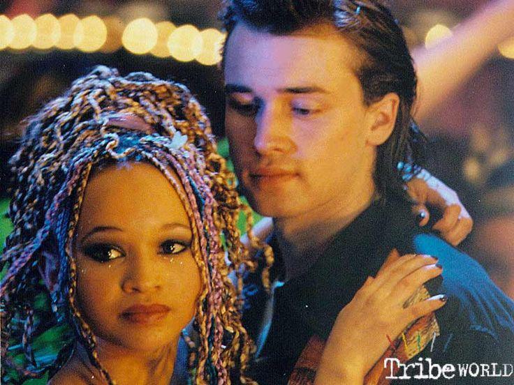 The Tribe -Ebony and Bray<3