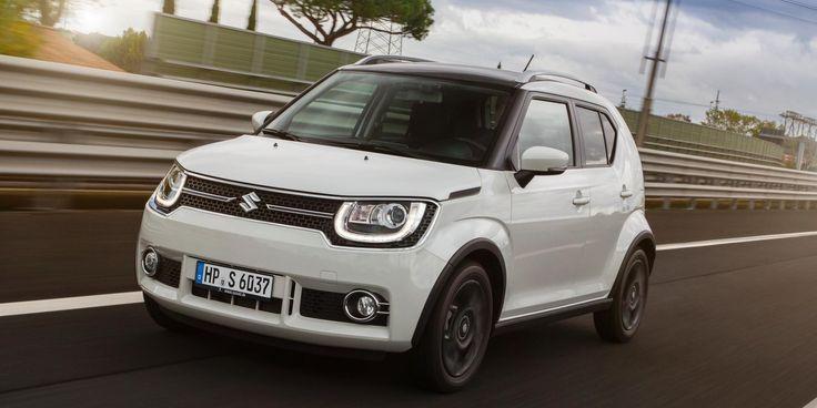 Suchen Sie einen Suzuki Ignis Neuwagen? Lesen Sie unseren ausführlichen Testber…