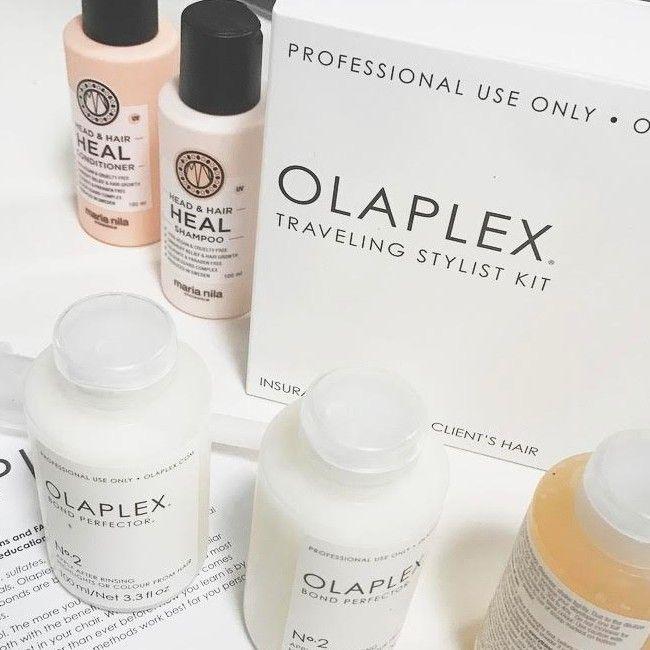 Olaplex Hårpleje - Stylist Rejse Sæt - Tilbud Olaplex Køb Her - 895,00 kr