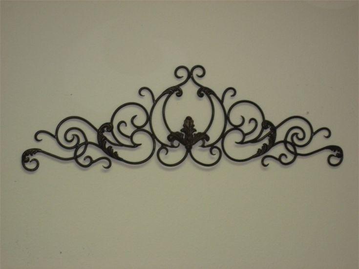 Best 25+ Wrought iron wall decor ideas on Pinterest | Iron wall ...