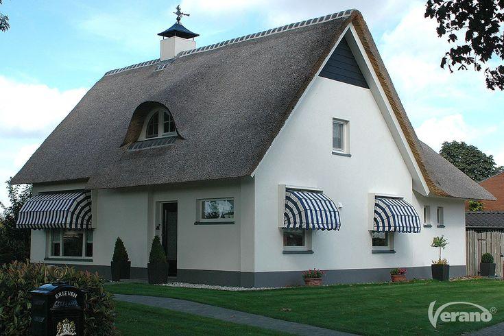De #markiezen van Verano® zijn een absolute aanwinst voor een #landelijke woning.