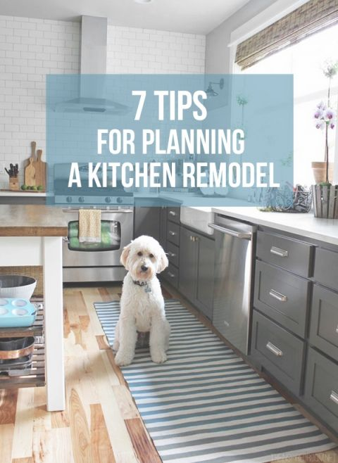 7 Tips for a Kitchen Remodel