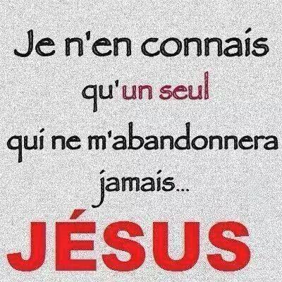 quelle parole font vivre jesus