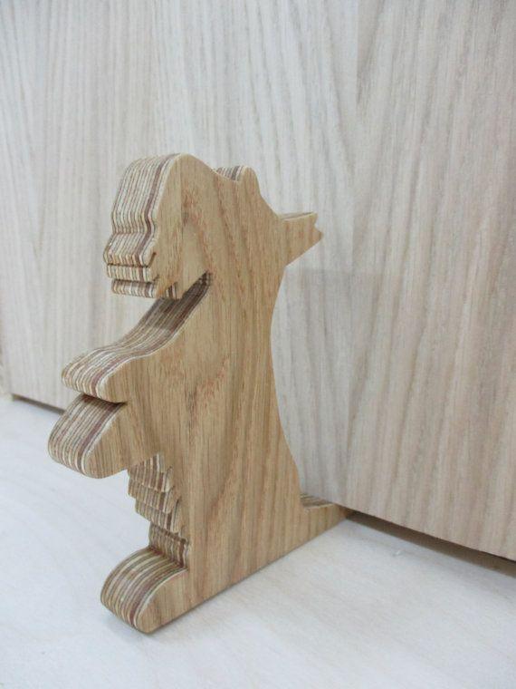 12 best door stop images on Pinterest   Woodworking, Door stop and ...
