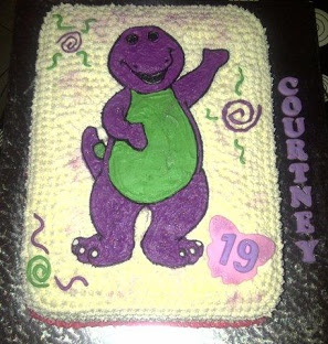 Magic Touch Parties - Product - All Cakes