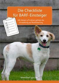 Hol Dir die kostenlose #Checkliste für #BARF-Einsteiger.  http://www.barf-gut.de/checkliste-barf-einsteiger.php