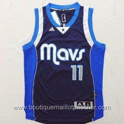maillot nba pas cher Dallas Mavericks Ellis #11 marine Bleu nouveaux tissu €22.9