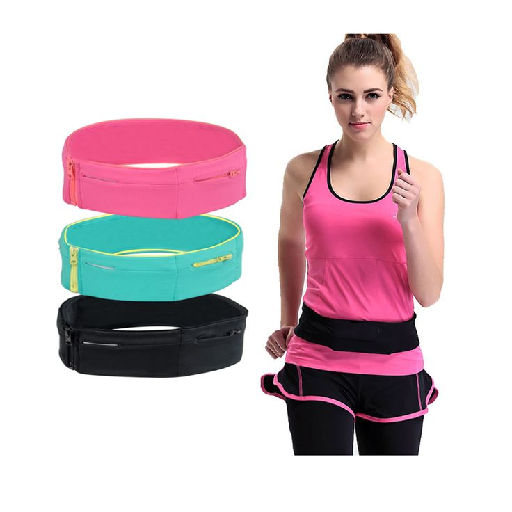 New Arrived Unisex Professional Running Waist Bag for Mobile Phone Gym Bags Running Waist Belt Sports Entertainment Accessories