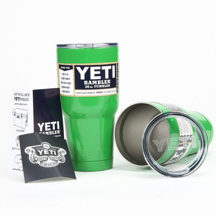 YETI Tumbler Rambler Cups 30 OZ Double Stainless Steel Tumbler with straw