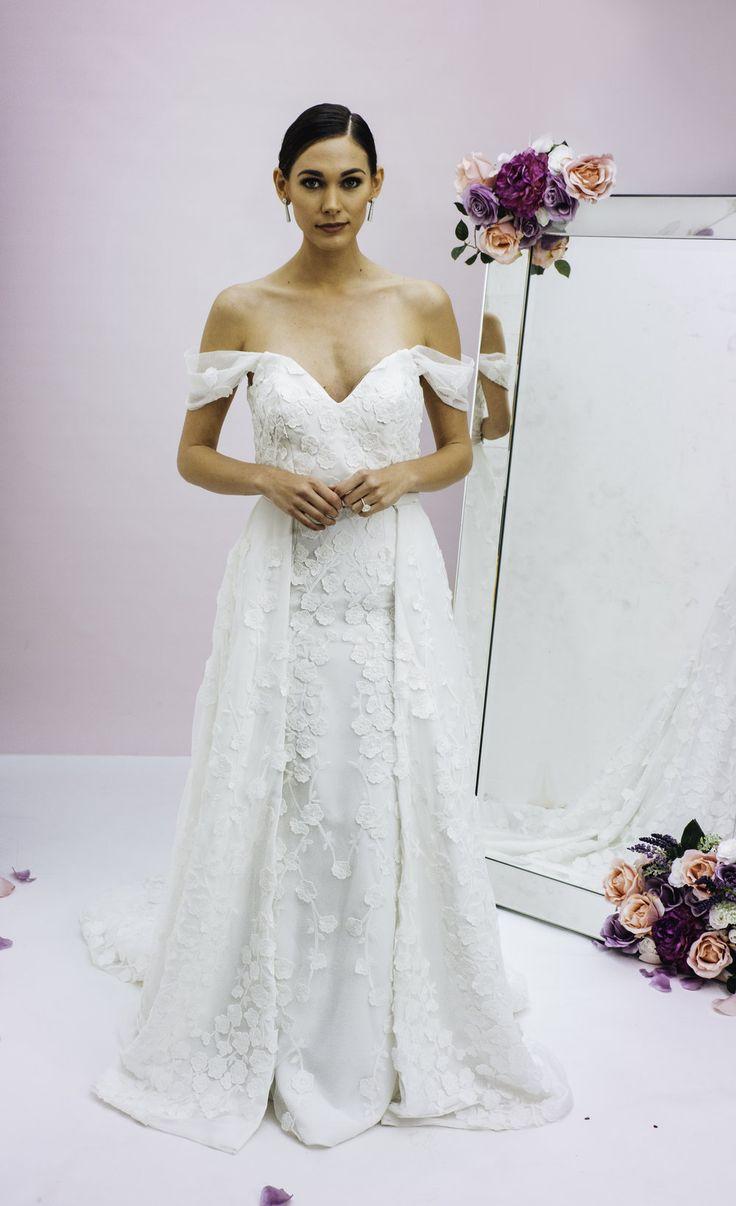 Trish Peng Chantilly Gown www.trishpeng.com