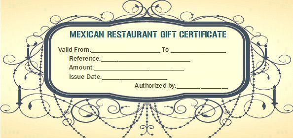 Restaurant Gift Certificate Templates Gift Tastefully To Your Loved Ones Template Sumo Gift Certificate Template Certificate Templates Gift Certificates