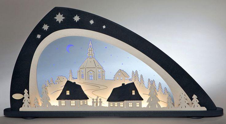 Weigla® Schwibbogen, LED, »Seiffen« Jetzt bestellen unter: https://moebel.ladendirekt.de/weihnachten/weihnachtsdeko/?uid=53b492f2-1f24-5610-8ba5-768b1508f045&utm_source=pinterest&utm_medium=pin&utm_campaign=boards #weihnachten #weihnachtsdeko #dekoratives
