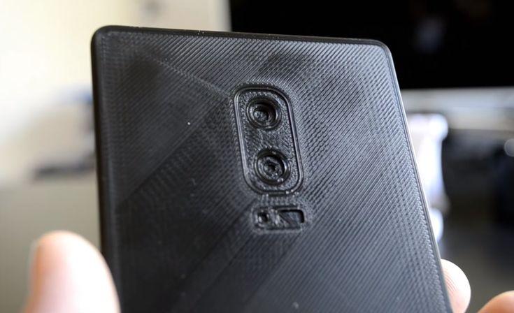 Samsung Galaxy Note 8 Camera Concept