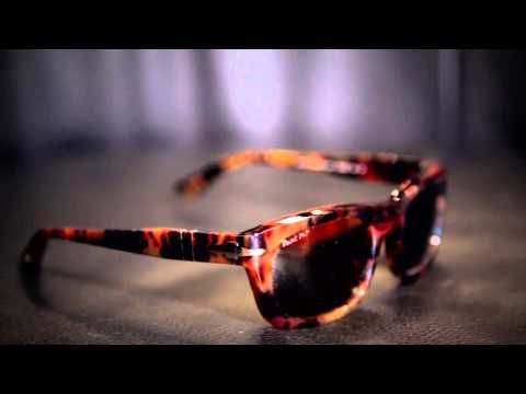 Videos : Persol | Goo Goo Eyes -- Persol, in a word, iconic. These Italian handmade sunglasses and optical eyewear have been worn by celebrities world-wide and are easily recognized as stars in their own right. This brand is famous for marrying for culture of excellence with attention to detail to create a perfect balance between beauty and technology. Persol's are truly works of art. The famous silver arrow is reimagined in the anniversary celebration of this legendary Italian brand…
