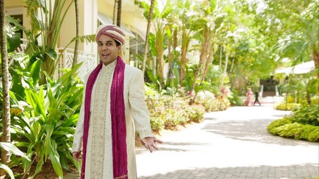 * * * Priya and Ojas's Wedding * * * Short Stop-Motion Movie Provided my Luminaire Foto | Hyatt Regency Coconut Point Resort & Spa