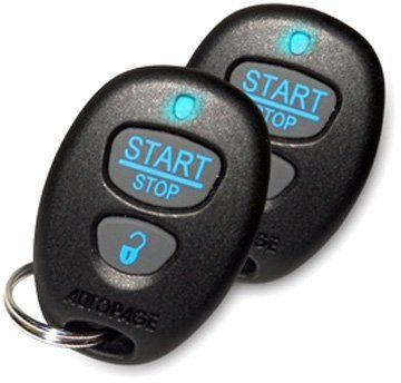 Auto Page C3-RS601 AutoPage Remote Car Starter with Keyless Entry, Trunk Release and 2-Way Data Port by AutoPage. $57.99. C3-RS601 is a great add-on remote starter for vehicles with smart keys and push-to-start technology. Small size with improved range performance over the XT-11 for remote start plus a dedicated unlock button for vehicles that lock out the factory smart key when the vehicle has been remote started. Remote Car Starter with 2-Way Data Port  2-Way data/serial port ...