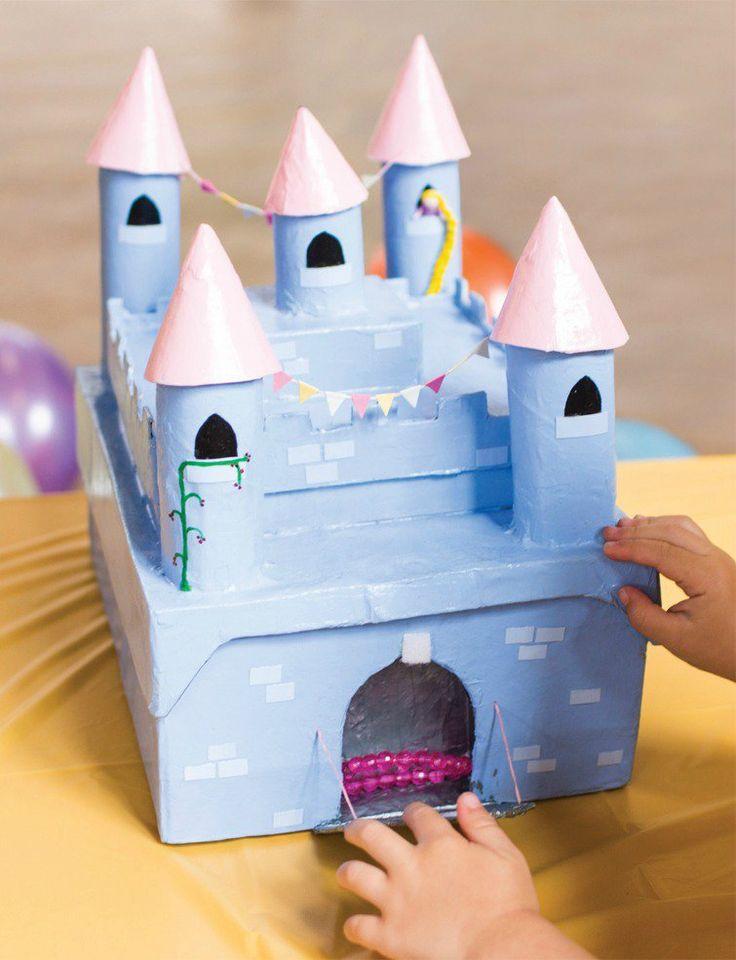 Die besten 17 ideen zu schloss aus karton auf pinterest for How do you start building a house