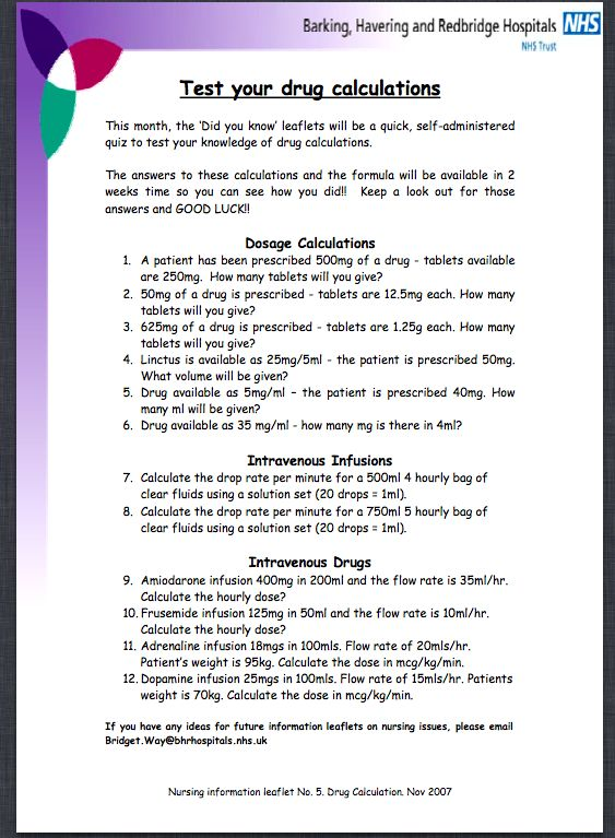 pharmacy math calculations worksheets maths worksheets for year 2 new zealandpharmacy math. Black Bedroom Furniture Sets. Home Design Ideas