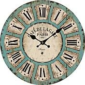 Euro Country Wall Clock – AUD $ 48.12
