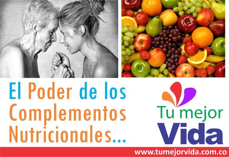 #NutricionTumejorvida Incluir en nuestra alimentación #suplementos alimenticios es una maravillosa idea; nos garantiza los nutrientes que nuestro cuerpo necesita. ¡Démosle a nuestro cuerpo siempre lo mejor. http://bit.ly/1gS4Icb