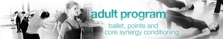 The Adult Program classes are designed for adult students who either have no formal Ballet training or who have studied Ballet in the past a...